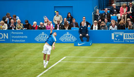 Daniel Evan at Queens Club Stock Photography