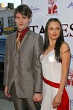 Daniel Gillies,Rachael Leigh Cook Stock Image
