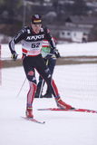 Daniel Heun - german cross country skier Stock Photo