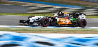 Daniel Juncadella Royalty Free Stock Images
