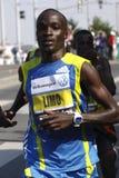 Daniel Kiprop Limo in Prague marathon Stock Photography