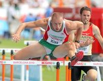 Daniel Kiss of Hungary Stock Images