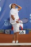 DANIEL KOELLERER, ATP-TENNIS-SPIELER Lizenzfreie Stockbilder