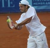 DANIEL KOELLERER, ATP-TENNIS-SPIELER Lizenzfreies Stockfoto