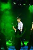 Daniel Niv Muki (singer) Stock Image