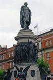 Daniel O`Connell Memorial, Dublin, Ireland Royalty Free Stock Photo