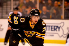 Daniel Paille Boston Bruins Royalty Free Stock Image