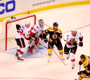 Daniel Paille Boston Bruins Stock Image
