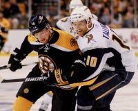 Daniel Paille, Boston Bruins Fotografía de archivo