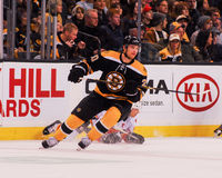 Daniel Paille Boston Bruins Royalty Free Stock Photos