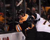 Daniel Paille, Boston Bruins #20. Stock Image