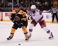 Daniel Paille, Boston Bruins #20. Royalty Free Stock Photography