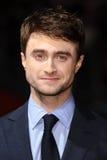 Daniel Radcliffe bytena royaltyfri bild