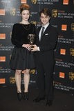 Daniel Radcliffe, Holliday Grainger Photos stock