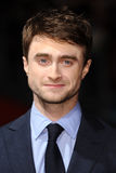 "Daniel Radcliffe. Arrives for the ""Kill Your Darlings"" premiere as part of the bfi London Film Festival 2013, at the Odeon West End, London.17/10/2013 Picture Royalty Free Stock Image"