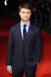 Daniel Radcliffe, le uccisioni Immagini Stock