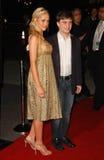 Daniel Radcliffe, Teresa Palmer Stock Photo