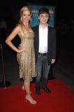 Daniel Radcliffe, Teresa Palmer Imagem de Stock