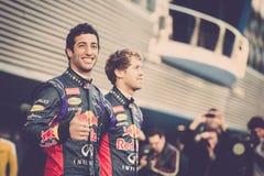 Daniel Ricciardo Stock Photography