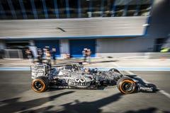 Daniel Ricciardo at Jerez 2015 Royalty Free Stock Images