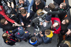 Daniel Ricciardo Royalty Free Stock Images