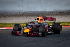 Daniel Ricciardo - Red Bull stock foto's