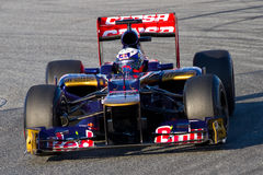 Daniel Ricciardo (Toro Rosso) Stock Photos