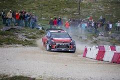 Daniel Sordo, Hyundai Motorsport Obraz Stock