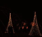 Daniel Stowe Botanical - la Navidad 9 imagen de archivo