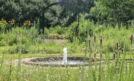 Daniel Stowe Butterfly Garden images libres de droits