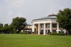 Daniel Stowe Visitor Pavilion stock fotografie
