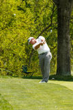 Daniel Summerhays at the Memorial Tournament Stock Photography