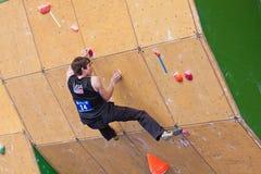 Daniel Woods, qualification Stock Photo