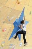 Daniel Woods - USA Climber Royalty Free Stock Image