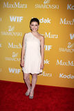 Daniela Bobadilla arrives at the City of Hope's Music And Entertainment Industry Group Honors Bob Pittman Event Stock Photos