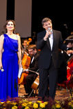 Daniela Nane and Adrian Paduraru Stock Images