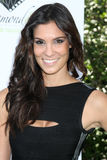 Daniela Ruah. LOS ANGELES - OCT 16: Daniela Ruah arriving at the 2011 Stuntwomen Awards at the Skirball Cultural Center on October 16, 2011 in Los Angeles, CA stock photography