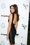 Daniela Ruah. LOS ANGELES - OCT 16: Daniela Ruah arriving at the 2011 Stuntwomen Awards at the Skirball Cultural Center on October 16, 2011 in Los Angeles, CA stock photos