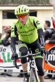 Daniele Martin Team Cannondale - Garmin Stock Image