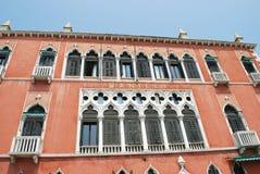 Danieli-Hotel in Venedig Stockfoto