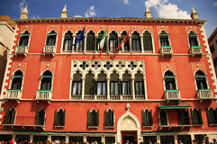 Danieli hotel in Venice, Italy Stock Photos