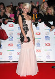 Danielle Harold. Arriving for the National Television Awards 2014 (NTAs), at the O2, London. 22/01/2014 Picture by: Alexandra Glen / Featureflash Royalty Free Stock Images
