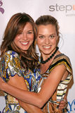 Danielle Harris,Hilarie Burton, Stock Photos