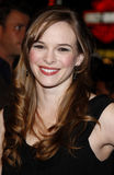 Danielle Panabaker. HOLLYWOOD, CALIFORNIA. Monday December 10, 2007. Danielle Panabaker attends the World Premiere of Charlie Wilson's War held at the Universal Royalty Free Stock Photos