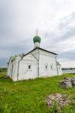 Danilov för helig Treenighet kloster Arkivfoto