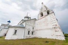 Danilov för helig Treenighet kloster Arkivbild