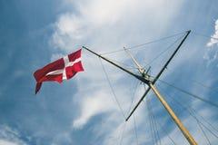 Danis Flag Stock Image