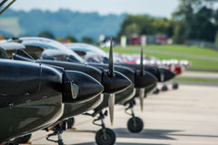 Danish Air force. A photo of a Danish planes. Made possible by yeovilton airshow Stock Image