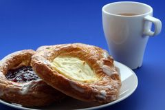 Danish bakery Stock Image