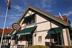 Danish Bakery Solvang, California Royalty Free Stock Images